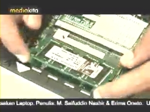 memori laptop